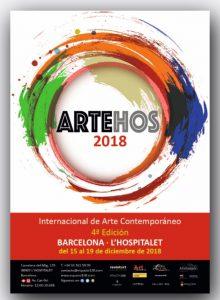 Arthos,2018,Barcelona,Spain,del 15 al 19 de diciembre de 2018