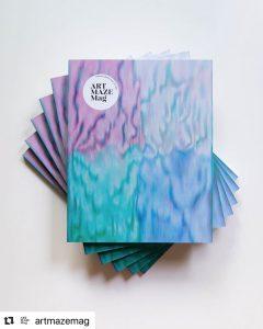 Art Maze Mag Summer issue 18 / Yuko soi